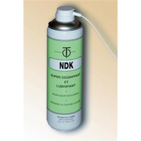 Aérosol dégrippant lubrifiant 400ml