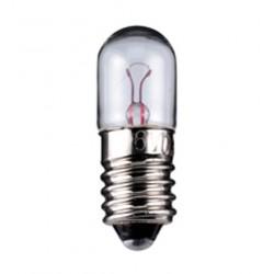 Ampoule E10 10x28mm 12V 100mA