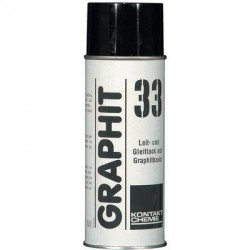 Aérosol vernis conducteur au graphite 200ml
