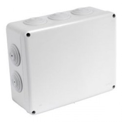 Boîte de dérivation IP55 210x170x80mm