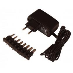 Bloc alimentation 230Vac / 9Vdc - 1,9Amp. régulé