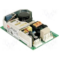 Alimentation Mean-Well open-frame 88/264Vac 29W - 24V - 1,2Amp.