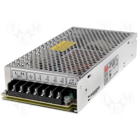 Alimentation Mean-Well 150W 12V 12,5A