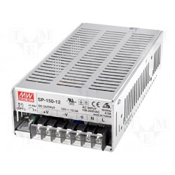 Alimentation Mean-Well 150W 12Vdc 12,5Amp.