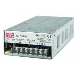 Alimentation Mean-Well 150W - 24Vdc - 6,3Amp.