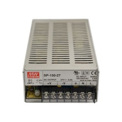 Alimentation Mean-Well - 150W - 27Vdc - 5,6Amp.