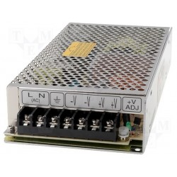 Alimentation Mean-Well série RS 150W - 88/264Vac - 5Vdc - 26Amp.