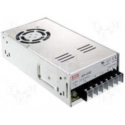 Alimentation Mean-Well 240W - 15Vdc - 16Amp.