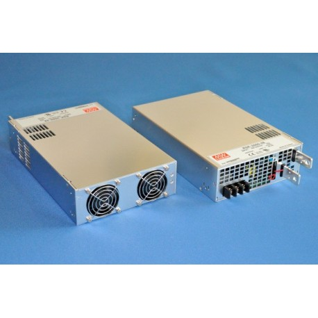 Alimentation Mean-Well 3000W - 180/264Vac - 48Vdc - 62,5Amp.