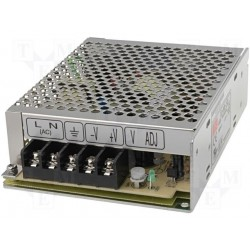 Alimentation Mean-Well 40W - 12Vdc - 3,5Amp.