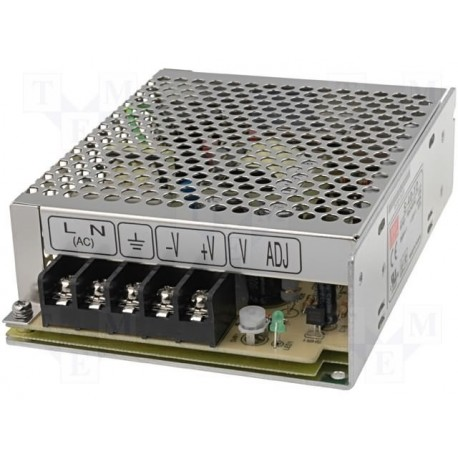 Alimentation Mean-Well 40W 24V 1,8A