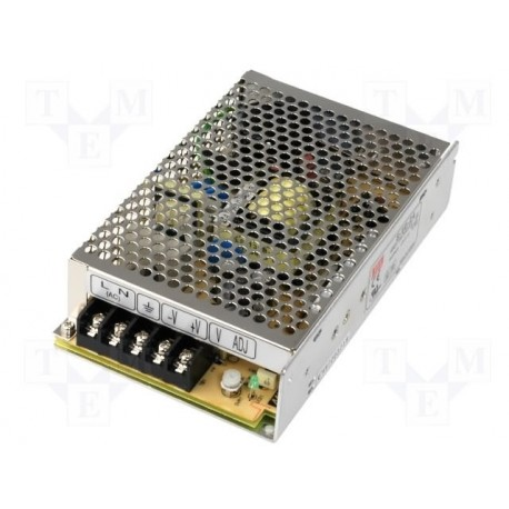 Alimentation Mean-Well 60W 12V 5Amp