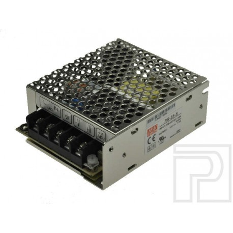 Alimentation Mean-Well RS 35W 5V 7A
