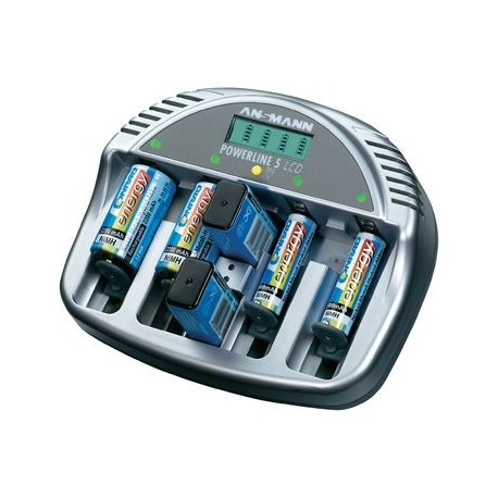 Chargeur d' accumulateurs. universel automatique