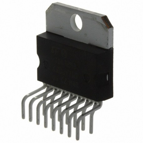 Circuit intégré multiwatt15 L298N