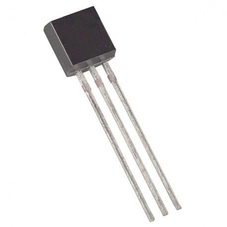 Circuit référence tension TO92 5V LM4040DIZ-5.0
