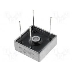 Pont de diodes pour circuit imprimé 35Amp. 420V