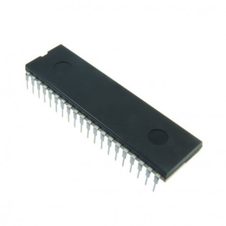 Microprocesseur dil40 6502