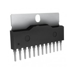 Circuit intégré sil12 HA13001