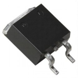 Transistor CMS D2pak MosFet N IRF840S