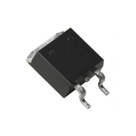 Transistor CMS D2pak MosFet N IRF840S