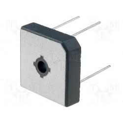 Pont de diodes à picots pour circuit imprimé 50Amp 600V