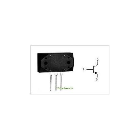 Transistor SIL3 PNP 2SA1075