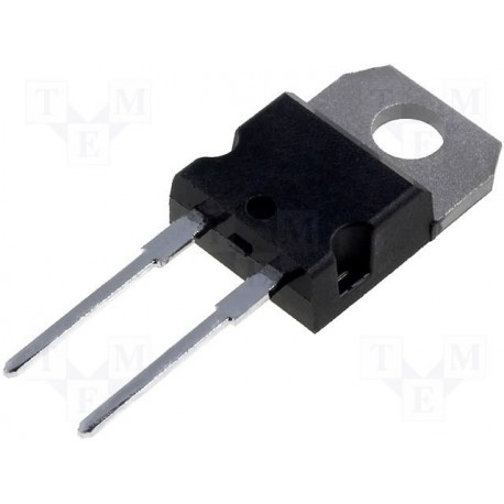 Diode 8Amp. 600V TO220AC BY229-600