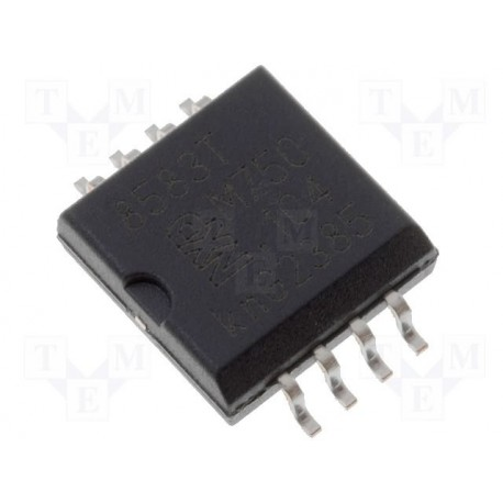 Circuit intégré CMS sol8 PCF8583T