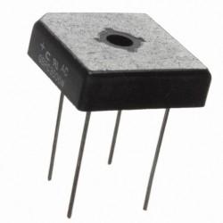 Pont de diodes pour circuit imprimé 10Amp. 70V