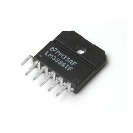 Circuit intégré multiwatt11 LM3886TF