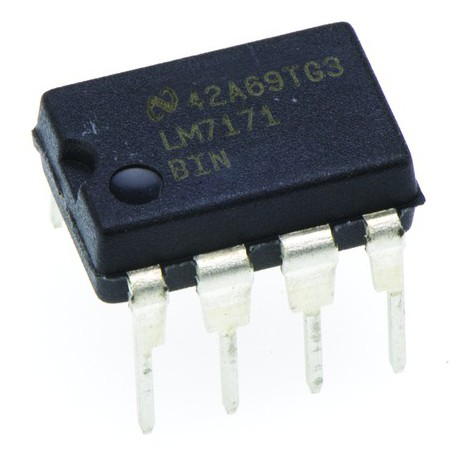 Circuit intégré dil8 LM7171BIN