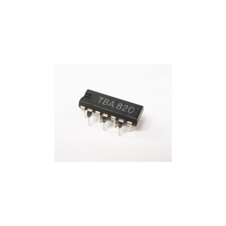 Circuit intégré dil14 TBA820