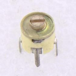 Cond. ajustable céramique 3 à 20pF 10mm 3br.