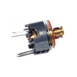 Condensateur ajustable 2 à 27pF 5mm 2br.
