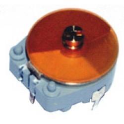 Condensateur ajustable 7 à 100pF 15mm 3br.