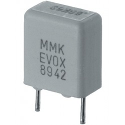 Condensateur métal MKP 1000V 33nF pas 15mm