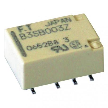 Relais CMS Fujitsu DPDT 2A 4,5V 145ohms