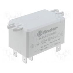 Relais Finder type 6682 2R/T 30Amp. 24Vdc