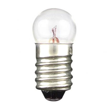 Ampoule E10 11x23mm  1,5V 90mA