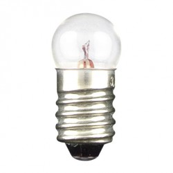 Ampoule E10 11x23mm 12V 50mA