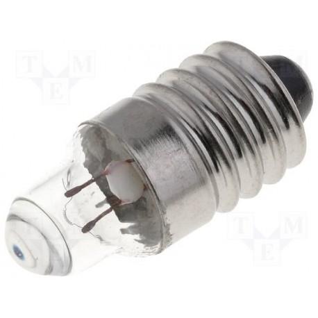 Ampoule E10 mini-loupe 1,2V 220mA