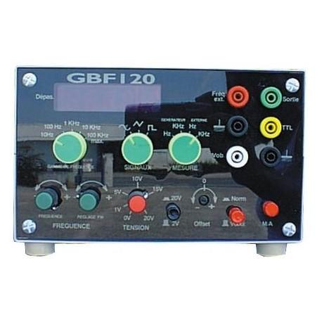 Générateur fréquencemètre 1 à 100Khz + Vobulation