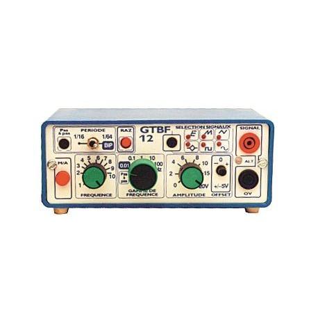 Générateur très basse fréquence 0,01Hz à 10kHz