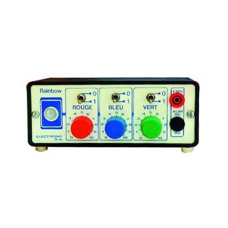 Générateur mélangeur de couleurs RAINBOW