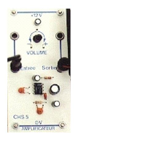 Module amplificateur 2W 9 à 12Vdc