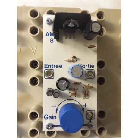 Module amplificateur B.F. 8W +12 à 18Vdc