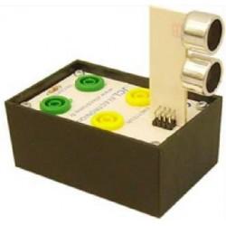 Module échographe émetteur-récepteur