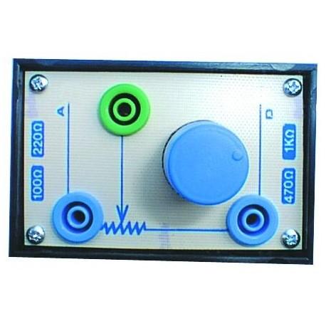 Module Potentiomètre 100ohms 3W en boitier