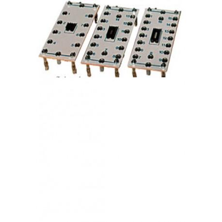 Module test de circuit intégré 8br. enfichable